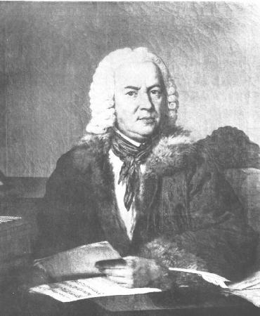 middle-aged Bach